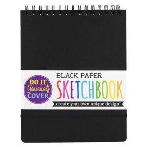 Other - Black Paper Sketchbook